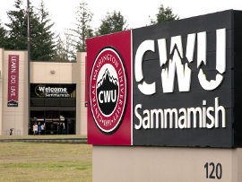 About Cwu Cwu Campus Locations