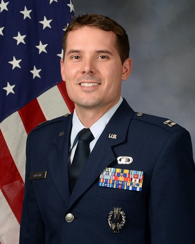 Capt Wesley W. Griffith, USAF