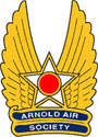 Arnold Air Society Shield.