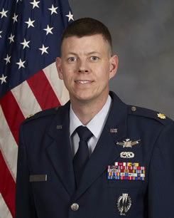 Major W. Michael Phipps, USAF