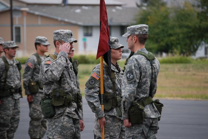 cadet dating enlisted