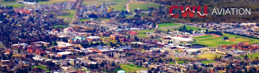 Campus from 5,000 feet