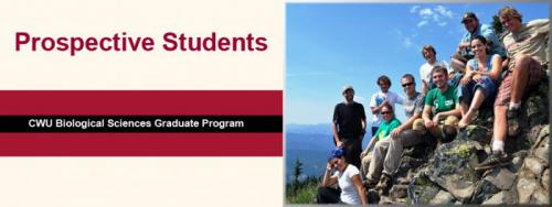 Image of prospective graduate students.