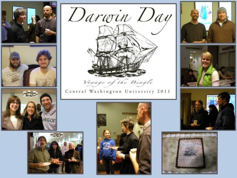 Image of Darwin Day Celebration 2011