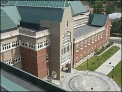 Top View of Science Building