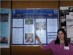 Image of Amber Palmeri-Miles at SNVB 2010.