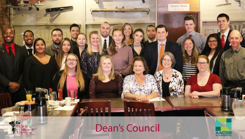 Link to Dean's Council Page