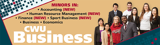 CWU Business Minors