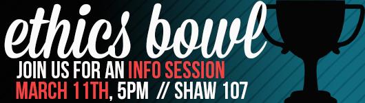 Ethics Bowl Info Session #2