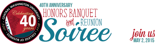 40th Anniversary and Honors Soiree