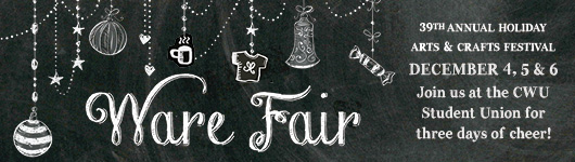 39th Annual Ware Fair