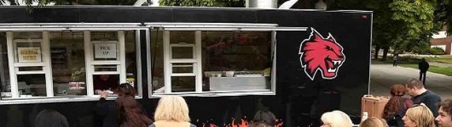 food truck open