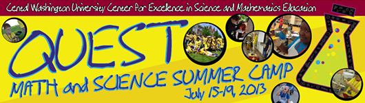 Quest Math and Science Summer Camp