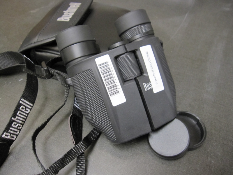 Photo of a pair of binoculars