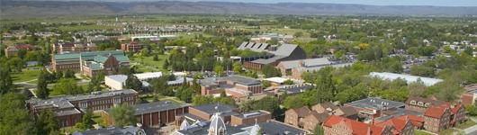 CWU Ellensburg Campus
