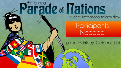 Parade of Nation Poster