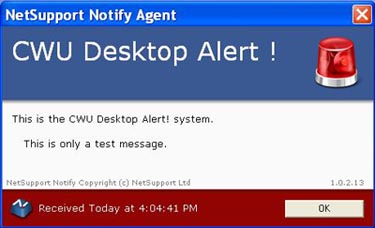 Snapshot of netSupport notify agent.
