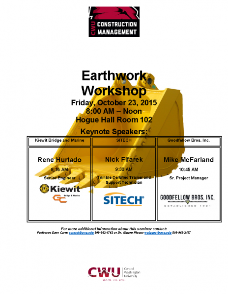 Earthwork Construction Management : Engineering technologies safety and construction news