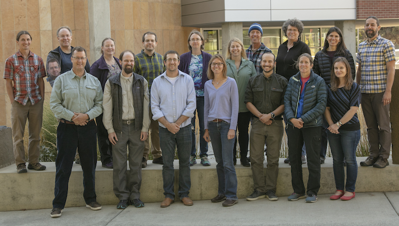 Geology Faculty and Staff