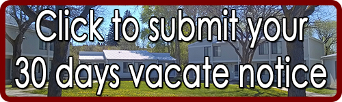 Click to submit your 30 days vacate notice