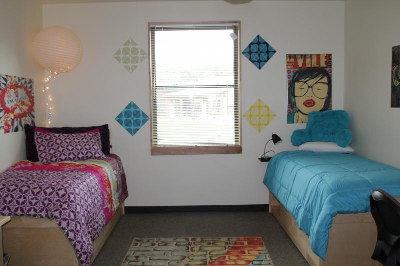 Image of a Residence Hall Room