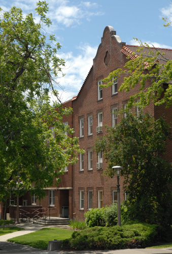 Image of Munson Hall