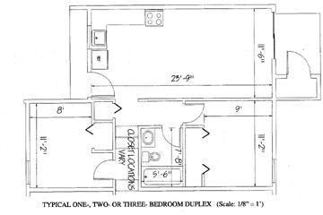 Brooklane Village Apartments Ellensburg