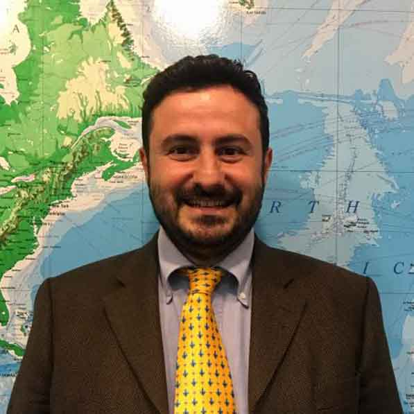 Ediz Kaykayoglu, Executive Director of the Office of International Studies and Programs
