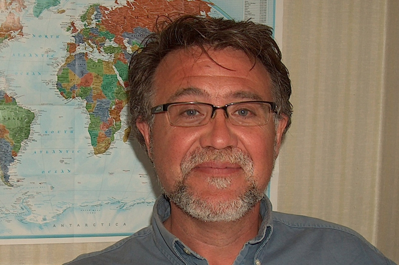 Pedro Bicchieri, University English as a Second Language Instructor