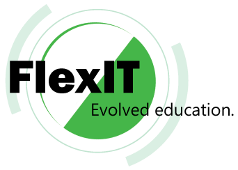 FlexIT Evolved Education. Competency-based learning in Information Technology and Administrative Management Retail Management and Technology Specialization