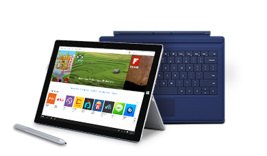 Image of Surface 3