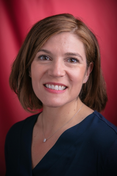 Photo of Jill Hernandez, Director of Enterprise Applications