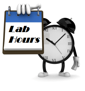 Lab hours of operation icon