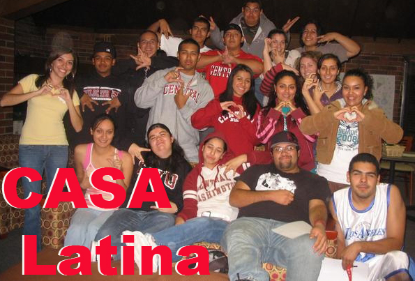 CASA Latina group photo