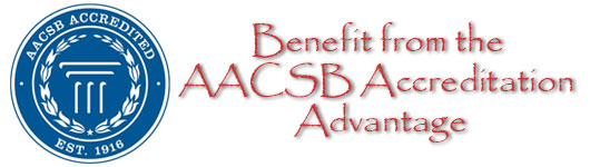 Benefits of AACSB Accreditation