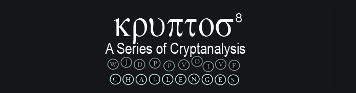 Kryptos - A series of Cryptanalysis