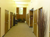 Counseling Clinic Hallway