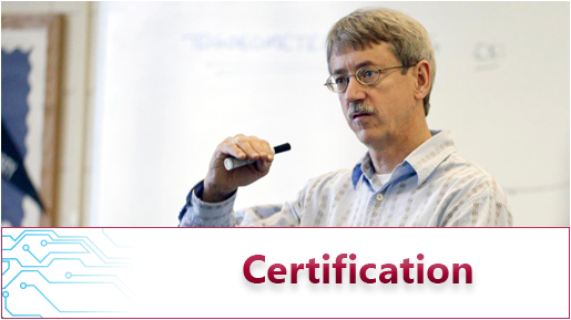 Certification Header