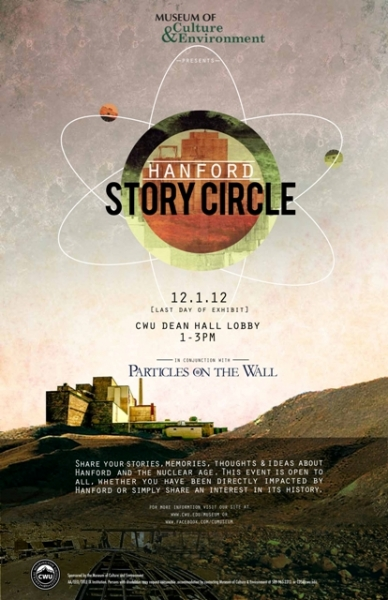 Hanford Story Circle Flyer