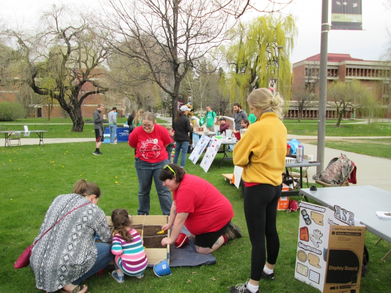 Environmental Education at the Earth Day Family Festival