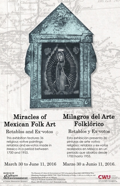 Miracles of Mexican Folk Art Exhibit