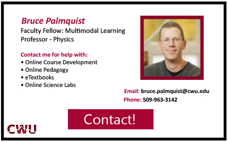 Faculty Fellow: Bruce Palmquist
