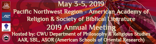 Philosophy and Religious Studies | May 3-5: Pacific
