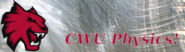 CWU Physics Home