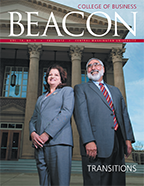 College of Business Beacon publication image