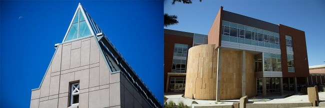 Science Buildings I and II
