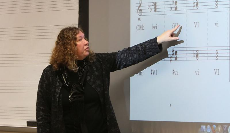 Music Teacher Revered for Her Tough Love