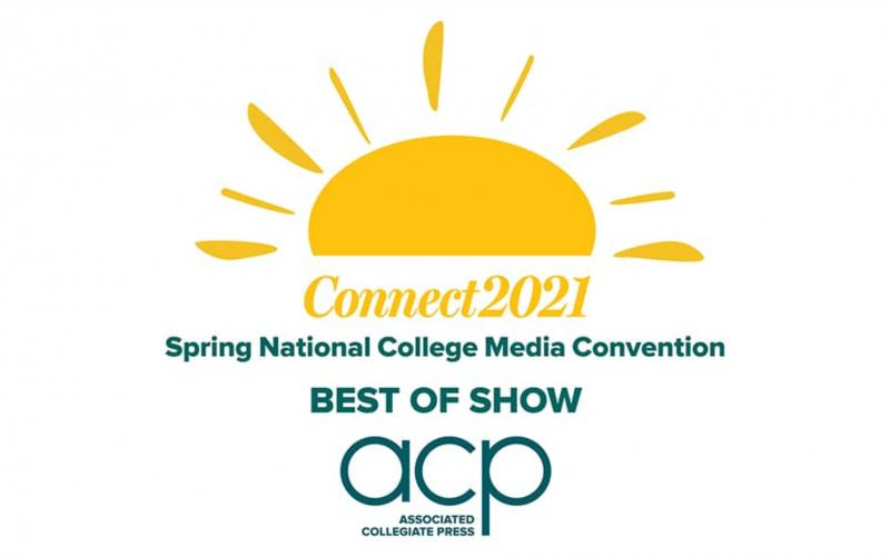 Associated Collegiate Press Spring National College Media Convention logo