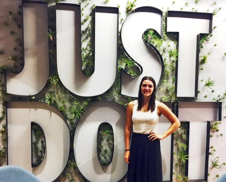 CWU Senior Awarded Prestigious Nike Internship