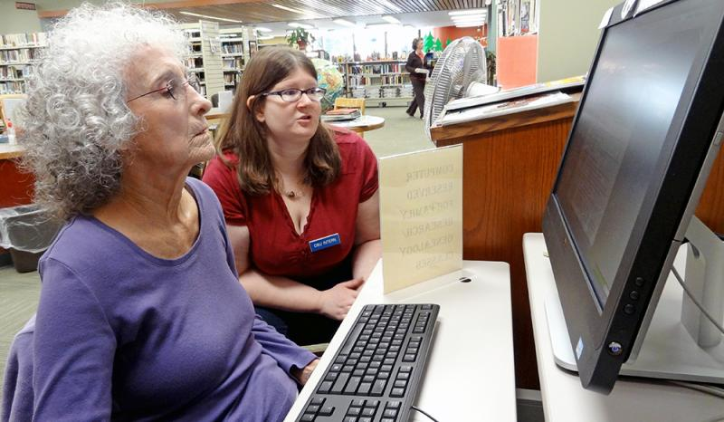 CWU Senior Offering Free Genealogy Tips at Ellensburg Library